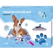 CoolPets Premium Cooling Mat M
