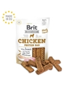 Brit Jerky Snack Chicken & Insect Meaty Coins 80g