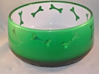 Dog Bowl Green 2000ml