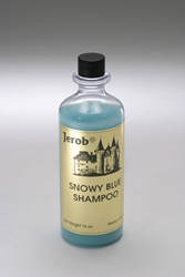 Jerob. Snowy Blue Booster Shampoo.  473 ml(16 oz)