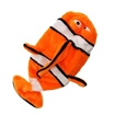 Plush Bottle Clownfish ca 35cm