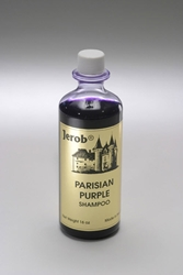Jerob. Parisian Purple Shampoo. 236 ml (8 oz)