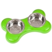 Dog Bone Bowl L Green