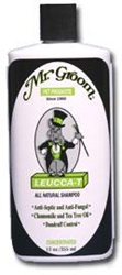 Mr Groom. Leucca-T shampoo. 355 ml