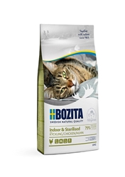 Bozita Indoor & Sterilised Chicken 10kg