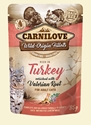 Carnilove Cat Pouch Turkey/Valerian 85g