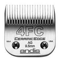 No 4F  Andis Keramic. 9,5mm