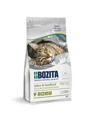 Bozita Indoor & Sterilised Chicken 400 g