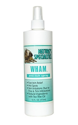 Nature's Specialties. Wham Anti-itch Spray.  473 ml