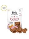 Brit Jerky Snack Puppy Meaty Coins 80g
