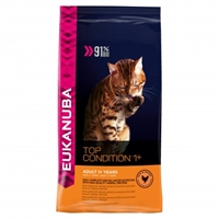 Eukanuba Cat Chicken & Liver 4 kg